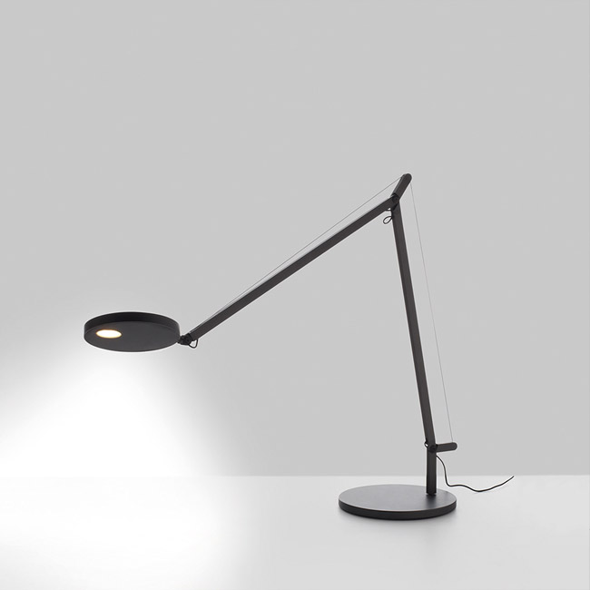 [Artemide/아르떼미데] Demetra Table - 2700K - Body Lamp - Anthracite Grey