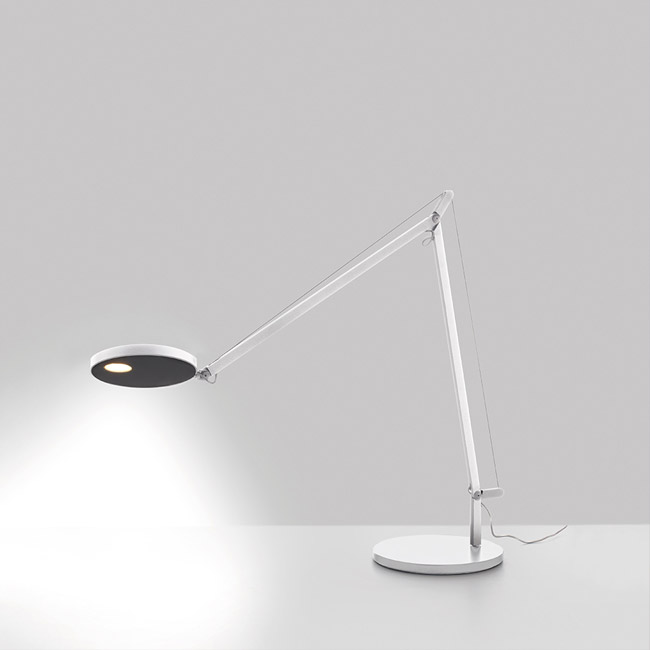 [Artemide/아르떼미데] Demetra Table - 2700K - Body Lamp - White