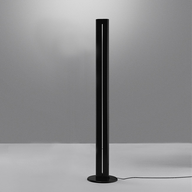 [Artemide/아르떼미데] Megaron - Floor - Black - LED 3000K
