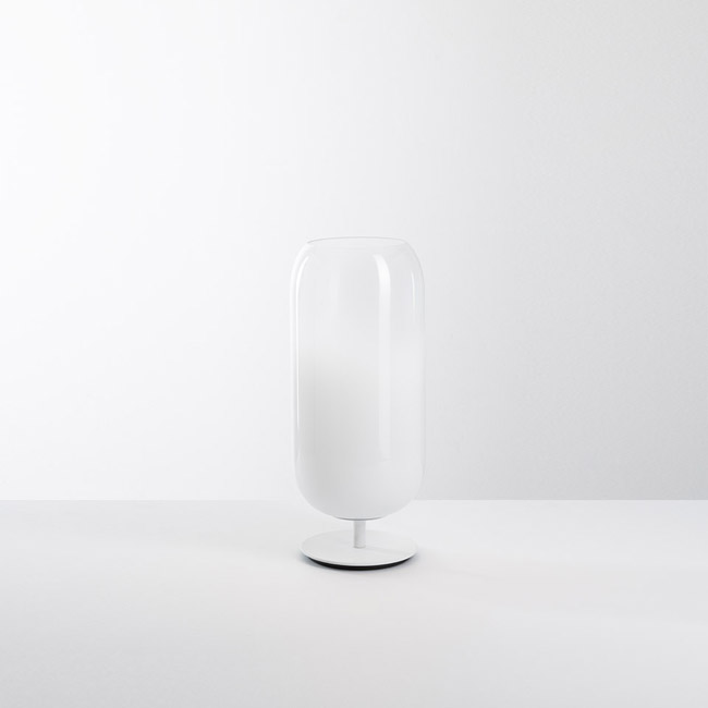 [Artemide/아르떼미데] Gople Mini Table - White/White