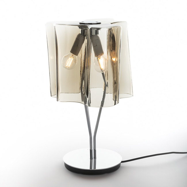 [Artemide/아르떼미데] Logico Mini table Fumé/Chrome