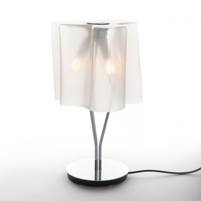 [Artemide/아르떼미데] Logico Mini table Silk gloss/Chrome