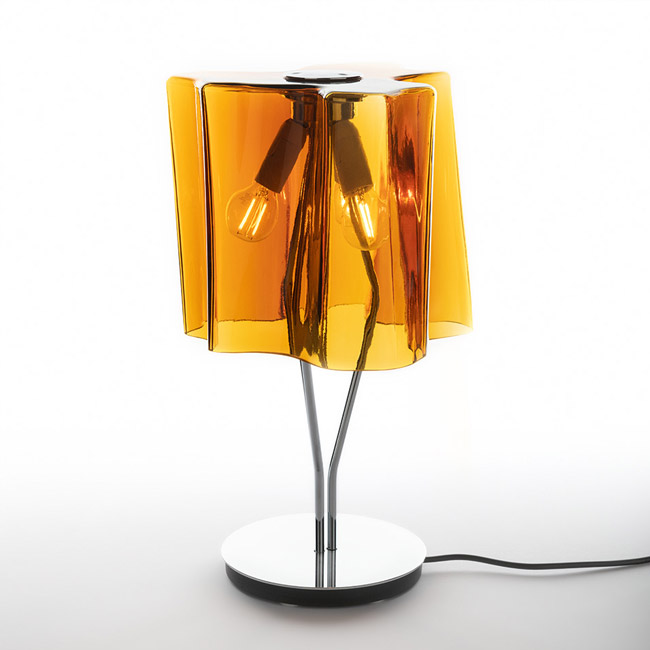 [Artemide/아르떼미데] Logico table Tobacco/Chrome